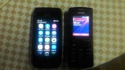 Nokia 70,00 Reais cada