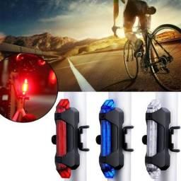 Luses de sinalizaçao de led recarregavel para bicicleta zap 997175501