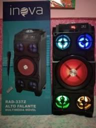Caixa De Som Inova RAD-337Z