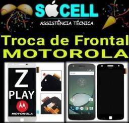 Promoção de Frontais da linha Motorola 96 98100-1189