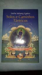 Livro Solo e Caminhos Tantricos - Geshe Kelsang Gyatso
