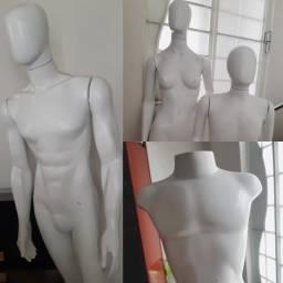 Manequins de lojas