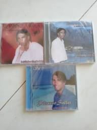 Kit 3 CDs silvanno Salles vol.1, 2 e 3 made in fas