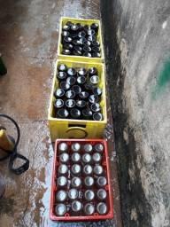 Caixas de garrafas 600ml