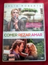 Comer Rezar Amar DVD Filme Original Julia Roberts