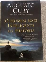 Urgente!!! VENDO! AUGUSTO CURY - O Homem mais inteligente da história.