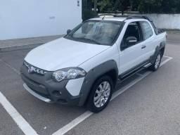 Fiat Strada Adventure Cabine Dupla - 2015