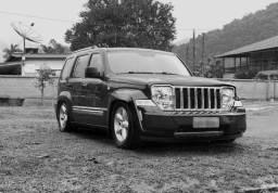 Lindo Jeep Cherokee 4x4 Automático Aceito Trocas - 2012