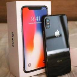 IPhone X - 256GB completo