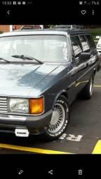 Caravan comodoro 1985 4cc - 1985