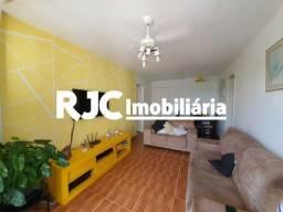 Apartamento à venda com 2 dormitórios em Estácio, Rio de janeiro cod:MBAP24701