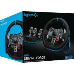 Volante Logitech G29 Driving Force Ps3/ps4