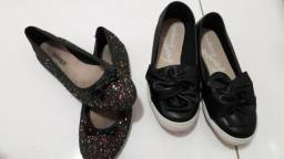 Calçados infantil preto