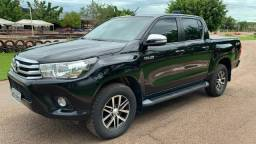 TOYOTA HILUX SRV DIESEL AUT Ano 2017 - 2017