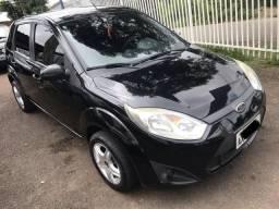 Fiesta 1.6 flex 2014 COMPLETO airbag e abs - 2014