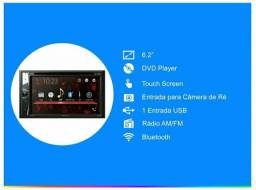 Central multimidia pioneer. dvd