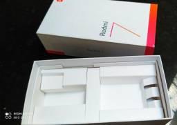 Caixa do Redmi 7