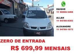 """Renault Kangoo 2012 """"Zero de Entrada"""""""