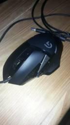 Mouse Logitech G502 Prometeus Spectrum (usado)
