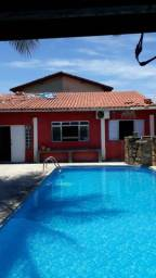 Casa com piscina para o Carnaval PG Caiçara