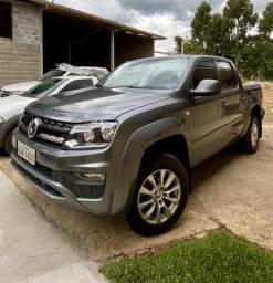 Vw Amarok Trend Aut Diesel 4x4 2018 - Zerada - 2018