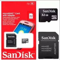 Cartão de memória Sam disk