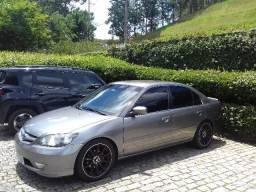 Civic 2006/06 Lx Impecavel - 2006