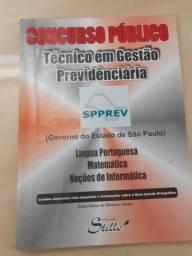 Livro Técnico Em Gestão Previdenciária - Concurso público
