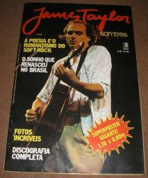 James Taylor - Revista Pôster