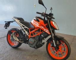 KTM DUKE 390 ABS COM APENAS 665KM ANO 2020