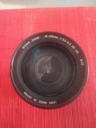 Lente para câmera Canon