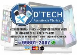 Assistência Técnica D'TECH