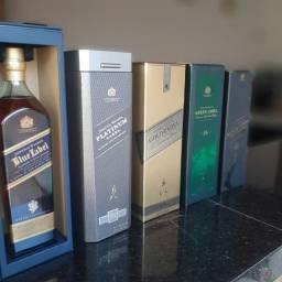 Coleção Whisky Johnnie Walker