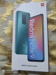 Redmi Note 9 128 4 de RAM.. da Xiaomi.. 48 MP 4 câmeras