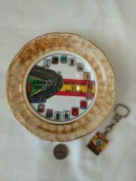 kit comemorativo de futebol mundial 82 Espanha.