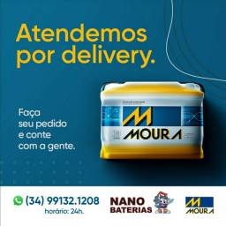 Bateria - PLANTÃO 24 horas