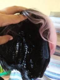 Peruca wig 1b/rosa