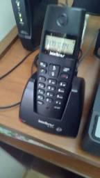 Telefone Sem Fio Intelbras Ts 40id