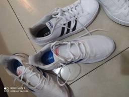 Vendo 2 pares de tênis Adidas zero !!