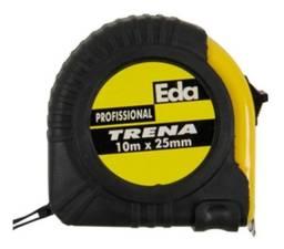 Trena Emborrachada Premium 10m X 25mm 0az Eda