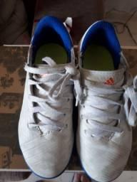 Chuteira Adidas Nemeziz Messi - Society Juvenil tam. 28