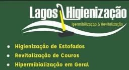 Título do anúncio: Higienização de estofados