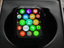 Smartwatch Iwo 26 Lite 12 Series 5 1.54  Caixa 44mm  Black