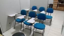 Título do anúncio: cadeira universitária sala aula