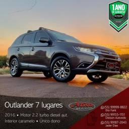 Mitsubishi - Outlander 2.2 Diesel 4x4 Aut. - 2016