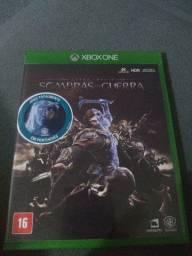Sombras da guerra Xbox one