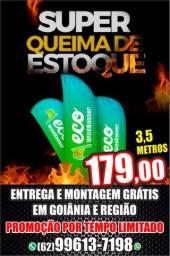 BANDEIRA DE PROPAGANDA 3.5 METROS
