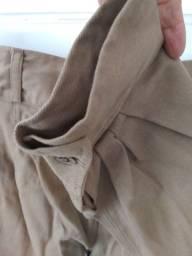 Título do anúncio: Bombacha tecido  algodão cor marrom