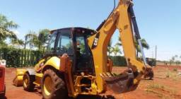 Retroescavadeira Caterpillar R$ 180.000