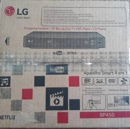 Na Caixa!, Garantia! Super Smart Bluray Player 3D LG, Youtube, Netflix!!!, Chromecast!